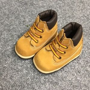 Baby timberland shoes Size 1